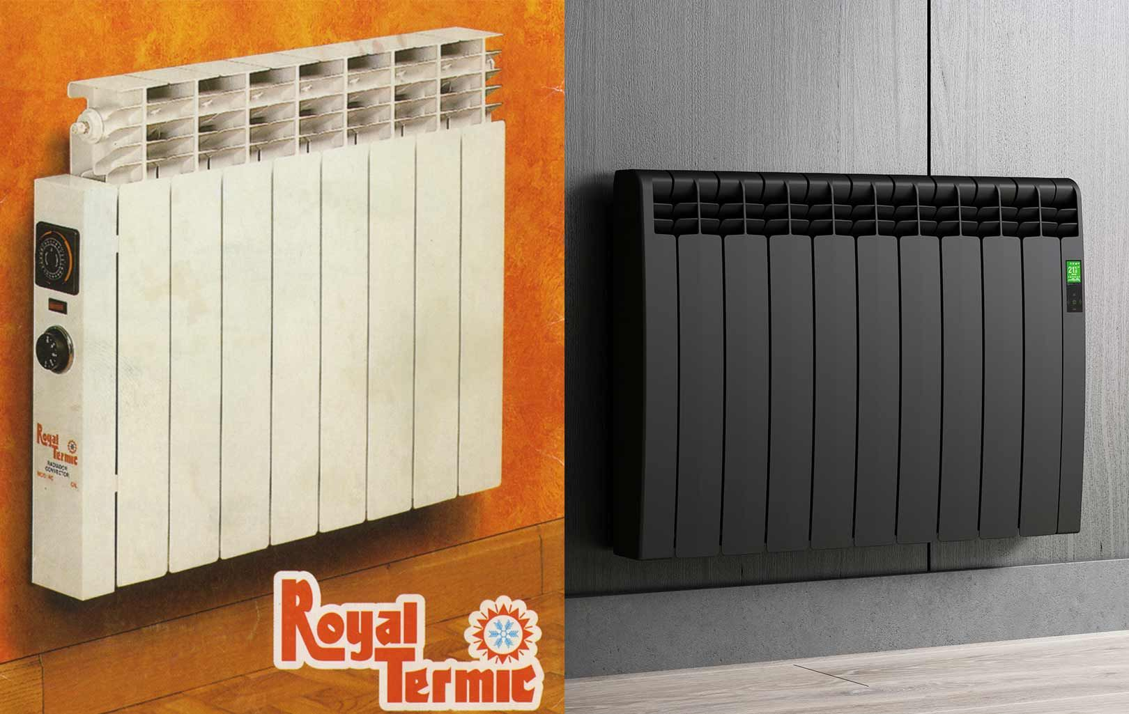 Design innovation in electric radiators
