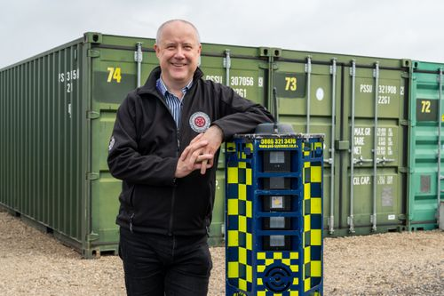EXTRA RURAL SECURITY THANKS TO PFCC