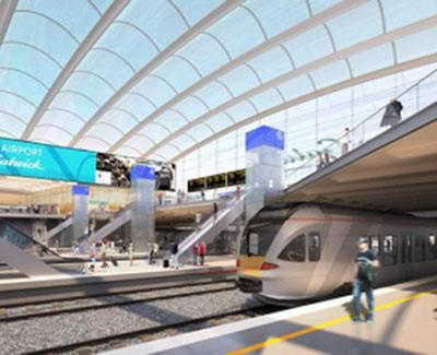 Government pledges £150m to deliver vital upgrades at Gatwick Airport station | Construction Buzz #225