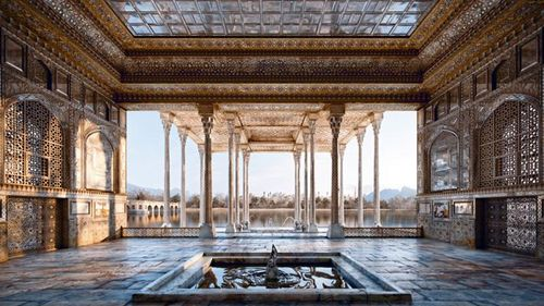 Noor Completes Reconstruction of the Mirror Palace in Iran | Construction Buzz #210