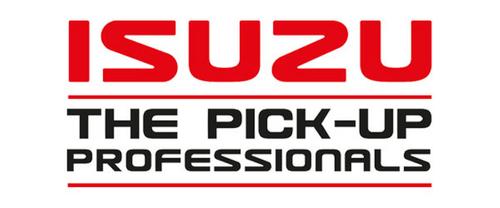 Helping build stronger businesses. Pick Up an Isuzu D-Max at UK Construction Week