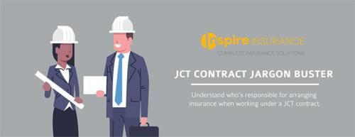 Product of the Week: Inspire Insurance's JCT Insurance Jargon Buster
