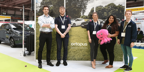 How easy it is to run an electric vehicle by Octopus EV