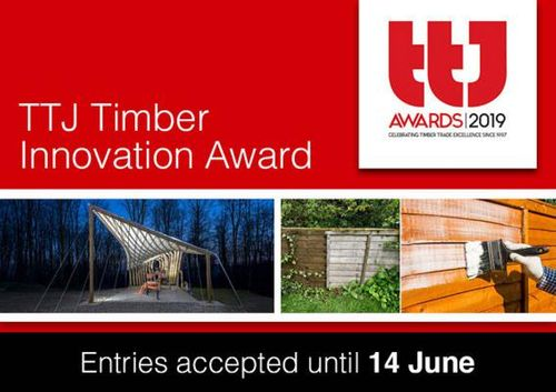 TTJ Timber Innovation Award 2019