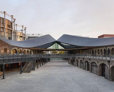 RIBA reveals the best of British architecture for 2019   Construction Buzz #223