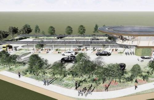 Work to start on £1bn network of electric car charging forecourts   Construction Buzz #211