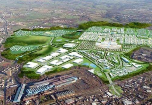 Green light for Scotland's largest regeneration site   Construction Buzz #233