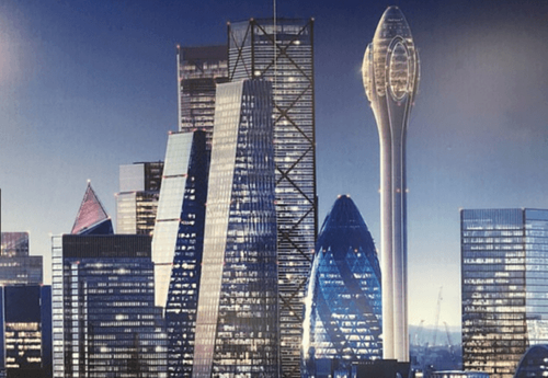 London Mayor uproots Tulip Tower plan | Construction Buzz #226