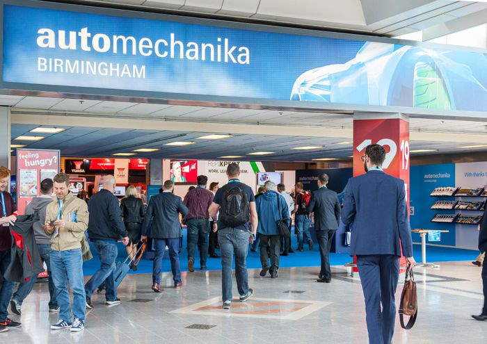 New leads off the back of Automechanika Birmingham