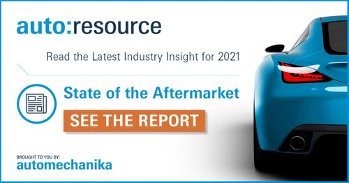 'State of the Aftermarket' explored in new industry report released by auto:resource