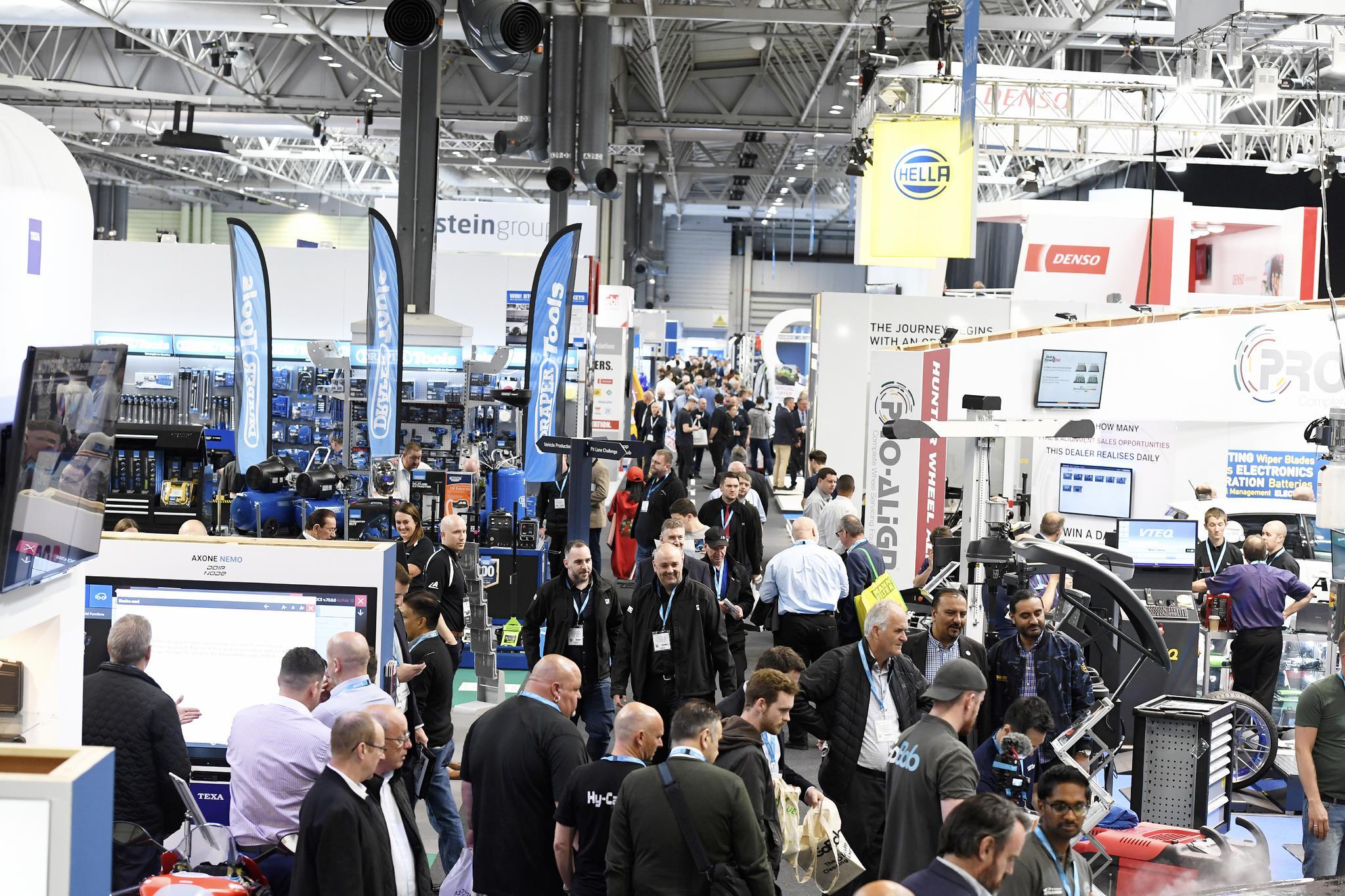 Automechanika Birmingham 2019 attracts highest ever visitor attendance