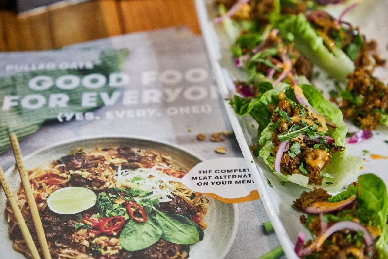 Report: Future Food Trend Tracker