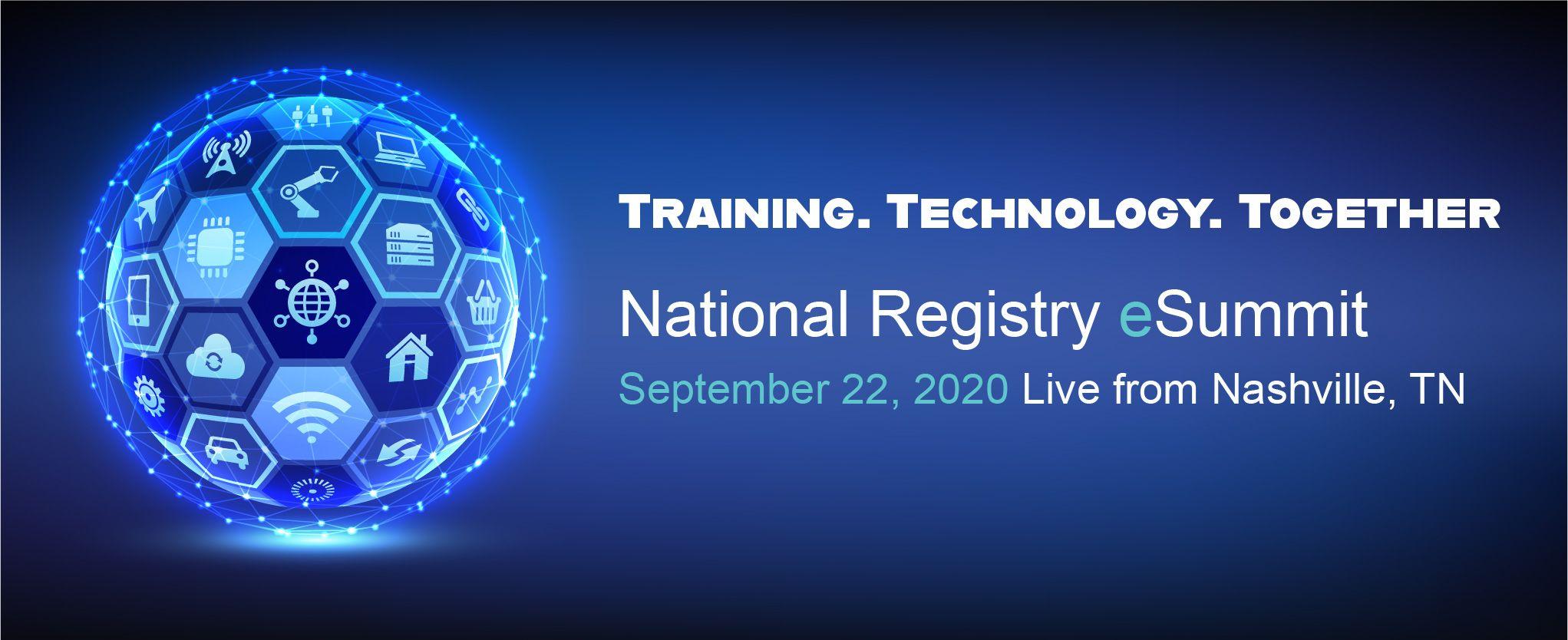2020 National Registry SUmmit