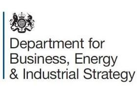 Department of Business, Energy & Industrial Strategy