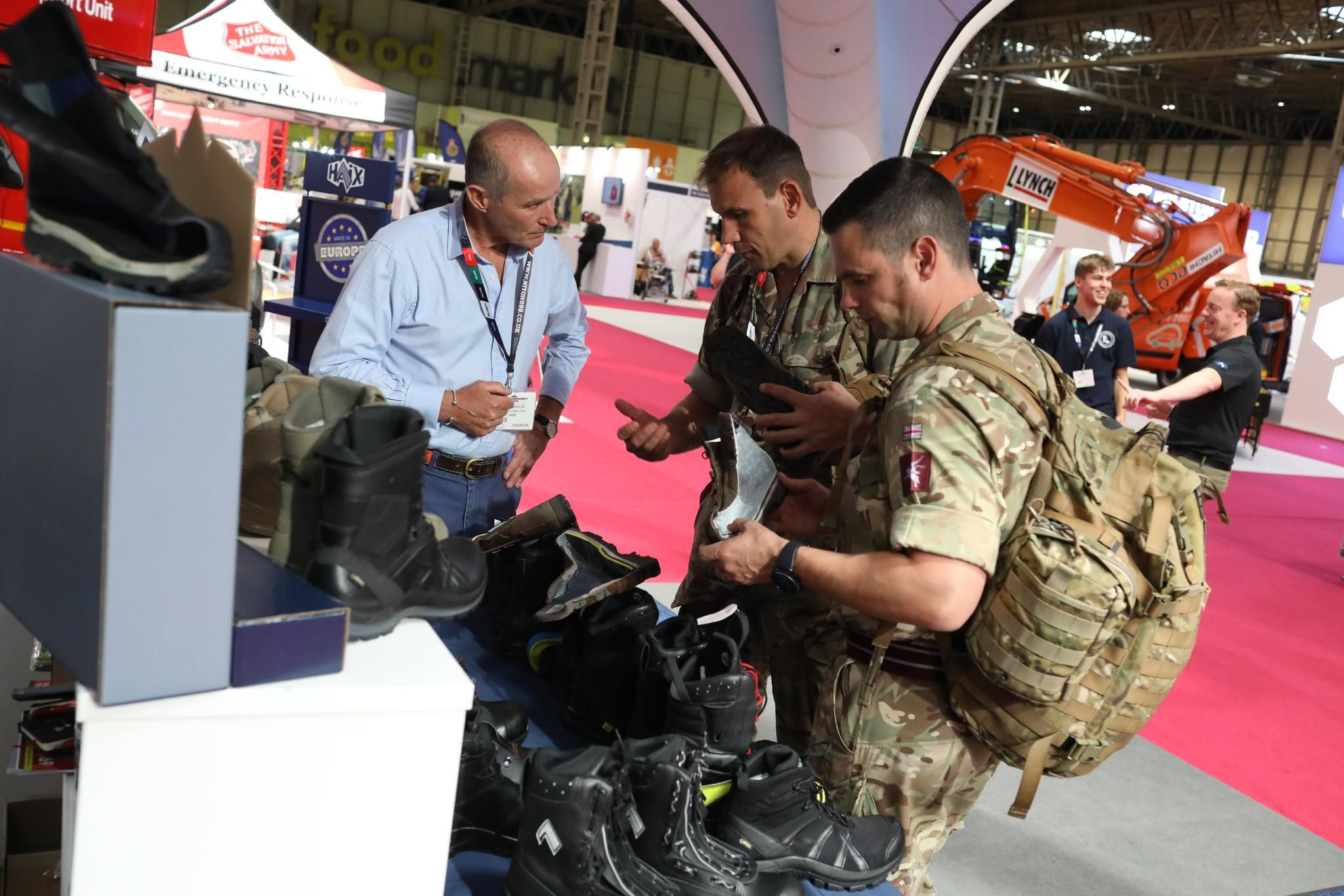 The Emergency Services Show Exhibitors