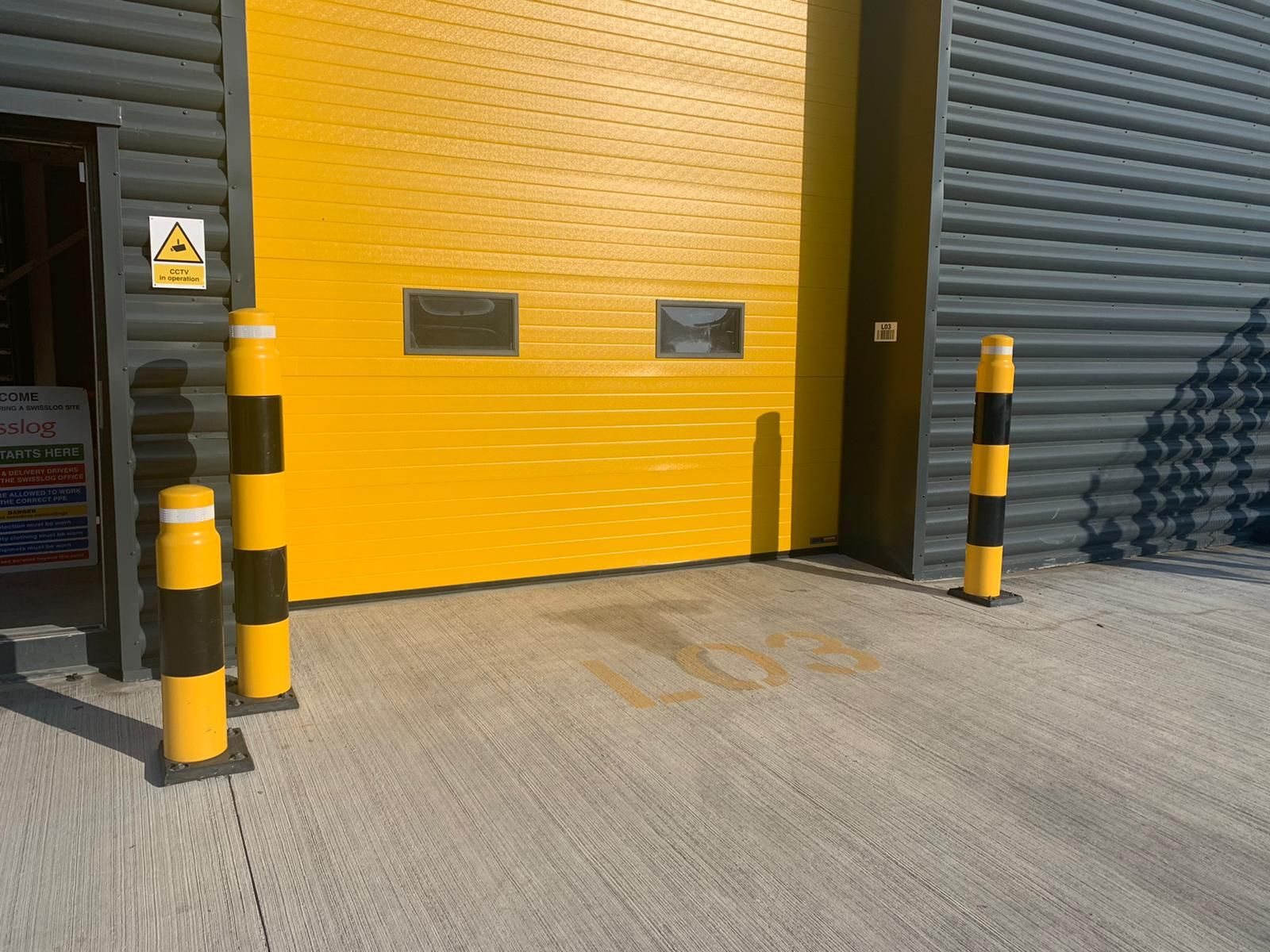Bollards and Cover Kits