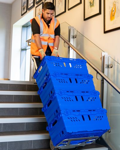 Online retailers brace for an 'Everest of peaks' in home delivery