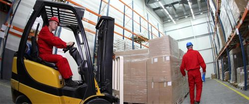 Adaptive Speed Control For Safer Warehouses