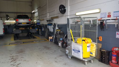 New! Spill Kits using iTip Handles  wheelbarrows and sack trolleys