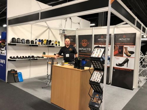 We are exhibiting at the 2020 Health & Safety Event