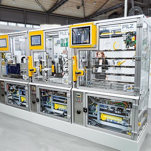 Keeping Safety at the forefront with Pilz Machine Safety Experts