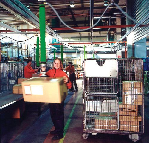 TNT minimised sick leave costs and made it easier to attract and keep qualified staff