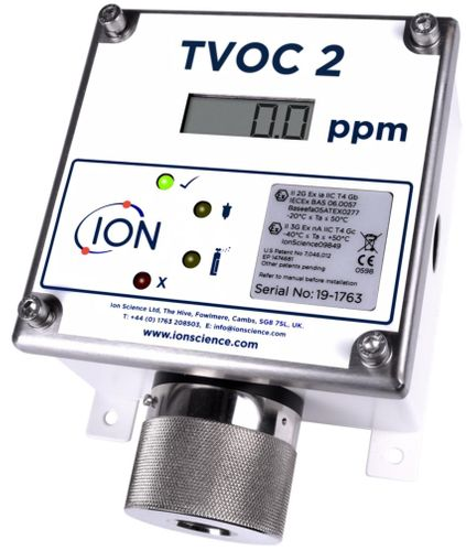 TVOC 2 Fixed PID Detector