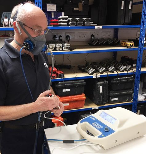Why Respiratory Protection and Fit Testing Matter