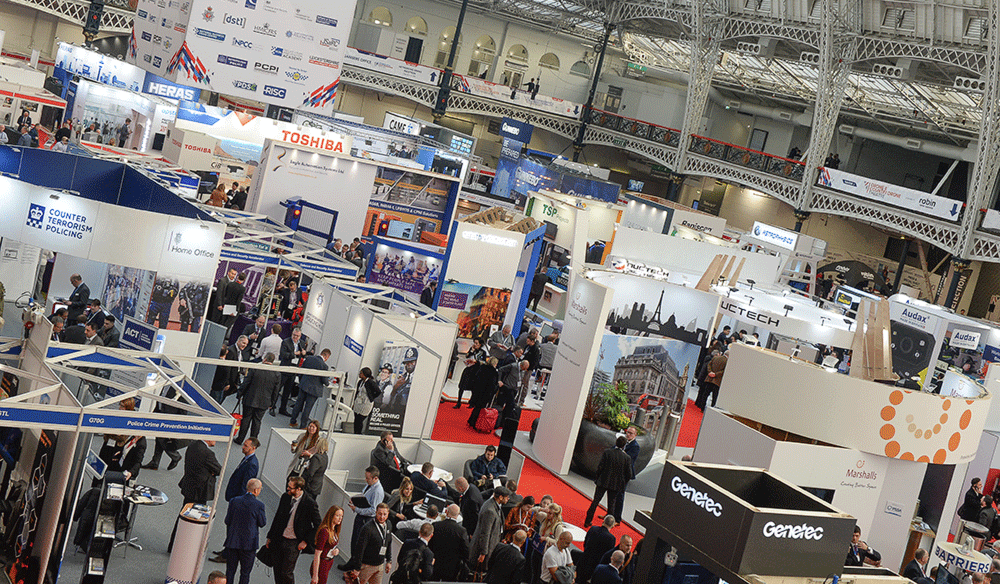 Meet international exhibitors and suppliers
