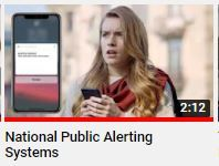 Everbridge National Public Warning Systems