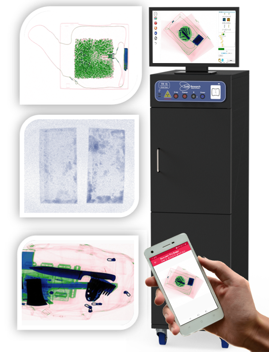 Callmy Integration with Todd Research X-ray Cabinet Scanner