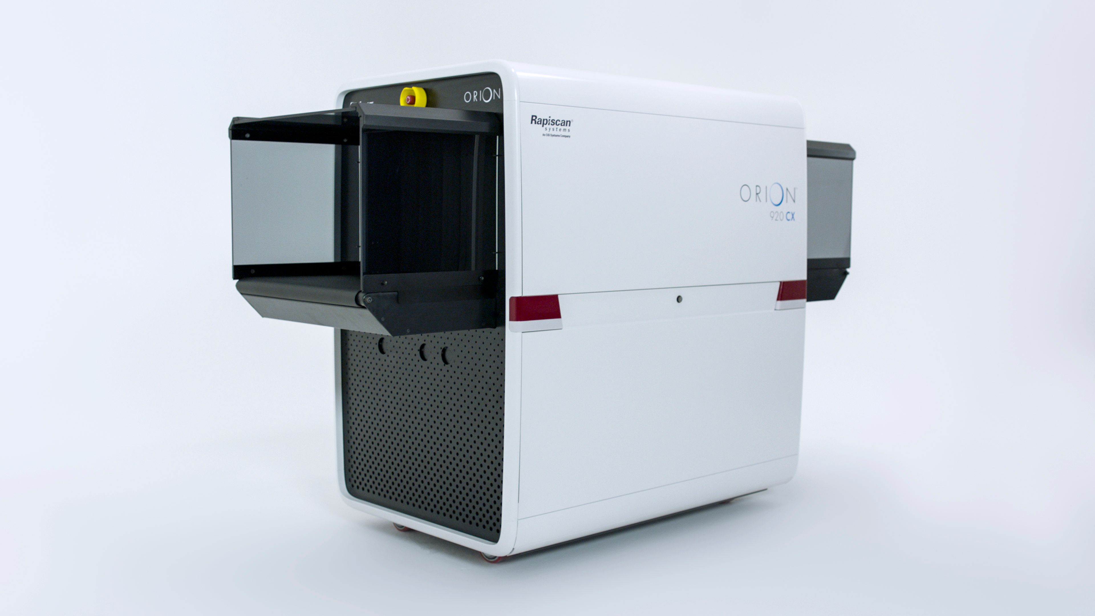 Introducing Orion 920CX - X-Ray Reimagined - Rapiscan Systems