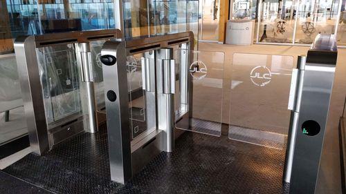 Lelystad Airport, Netherlands - Boarding Gates