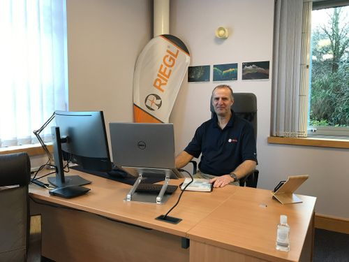 RIEGL announces expansion of their network of dedicated RIEGL offices: New RIEGL office in UK opened!