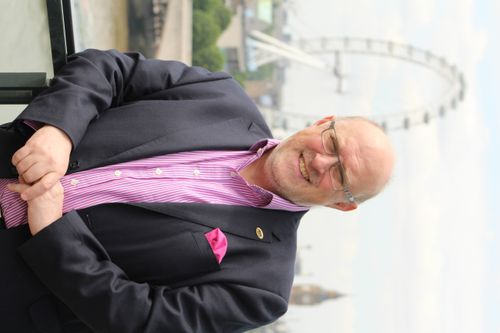 Mike Hurst Joins IFPO Main Board