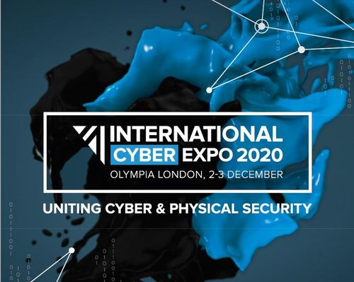 NEW FOR 2020: Launch of International Cyber Expo