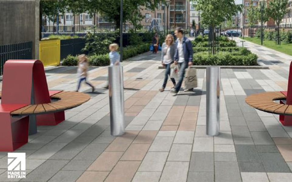 MARSHALLS LAUNCH NEW RHINOGUARD® KIRKOS STREET FURNITURE