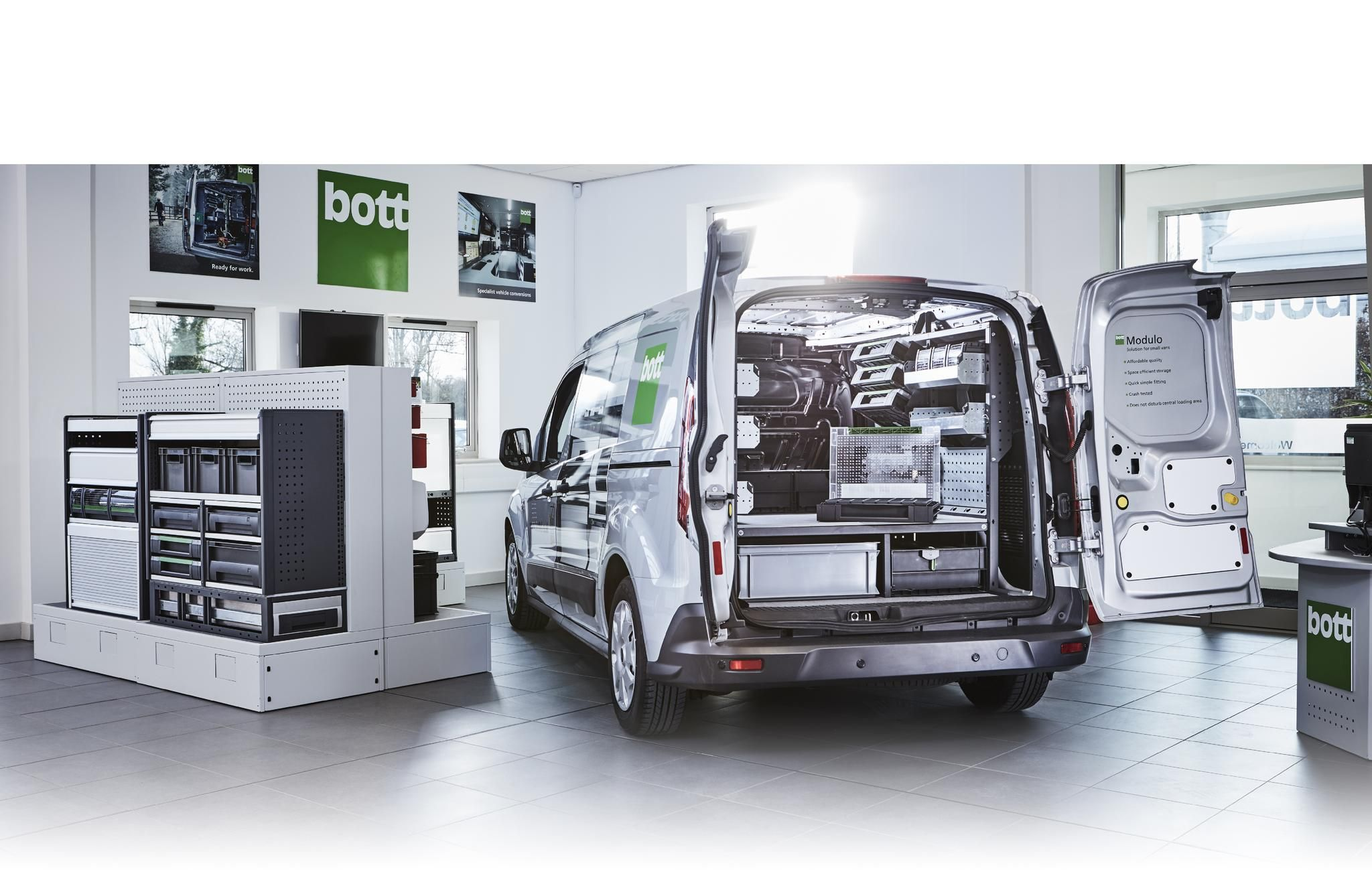 Bott Van Conversions Introduction