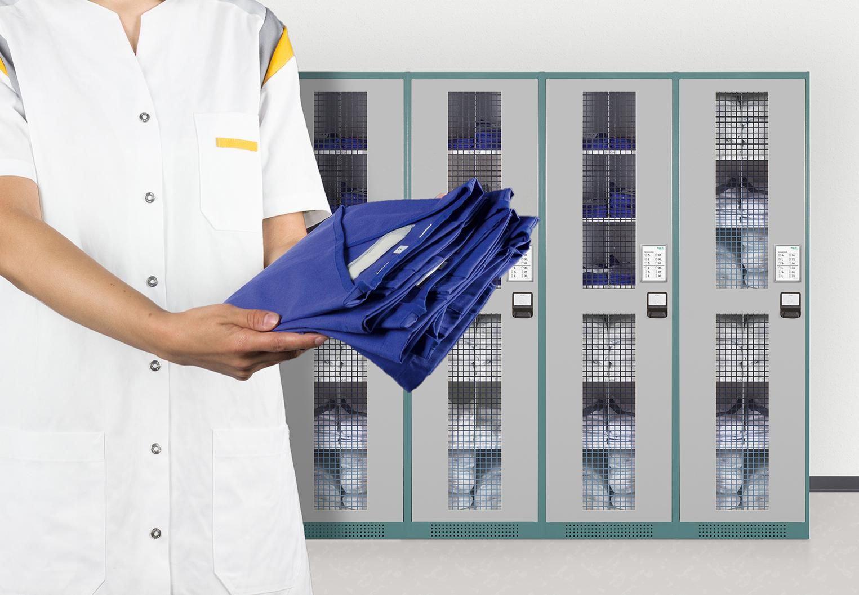 Intelligent textile management solutions