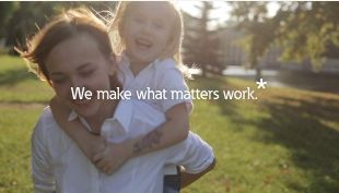 We make what matters work*