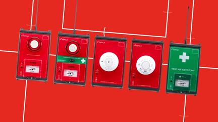 Cygnus Wireless Alarm Systems Designed For Temporary Installations