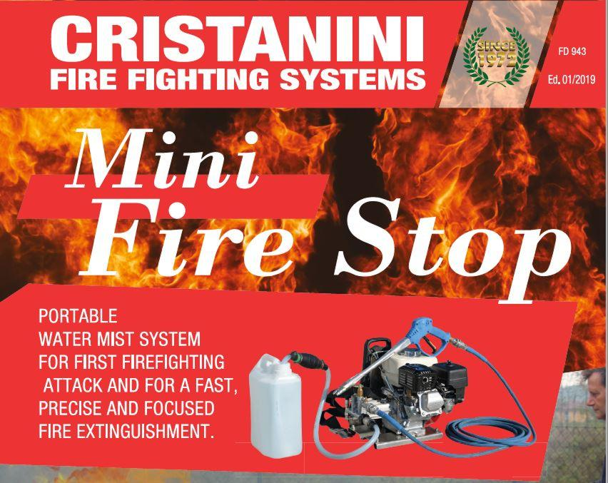 MINI FIRESTOP SYSTEM