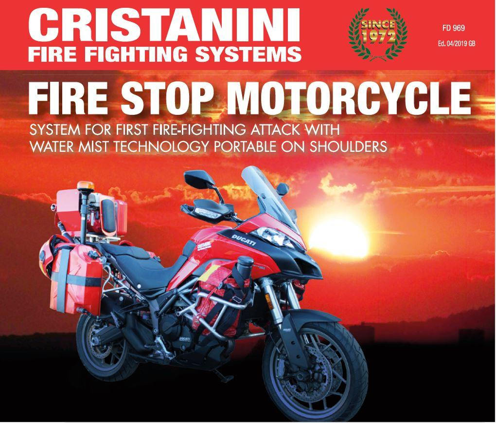 FIRE STOP MOTORCYCLE