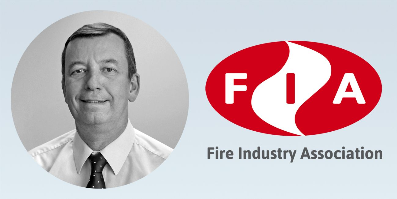 Jactone Products managing director Craig Halford elected chair of FIA's Extinguishing Council