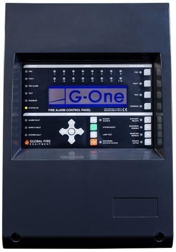 Global Fire Equipment launches the G-One, a versatile addressable single loop fire control panel with advanced connectivity