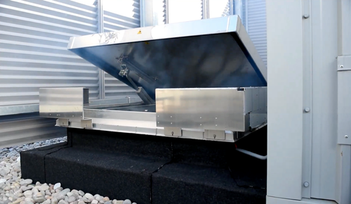 Take the smart approach to specifying smoke vents
