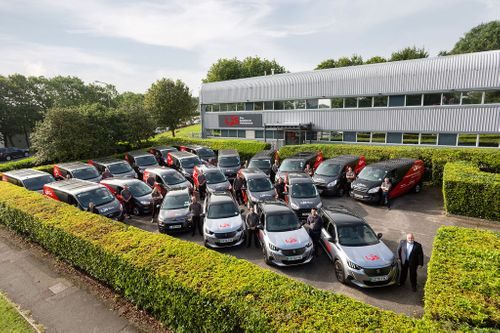LFS have expanded into new premises