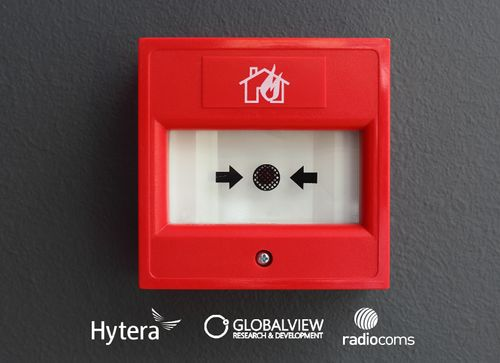 Creating a fire alarm solution with your two way radio system