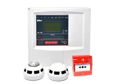 Recently launched, Fike's CIE-A-200 : Single‐ Loop Intelligent Addressable System