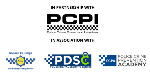 In Association With: CSSC - West Midlands Police - Secured By Design
